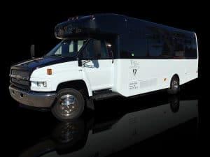 27 Passenger Limousine