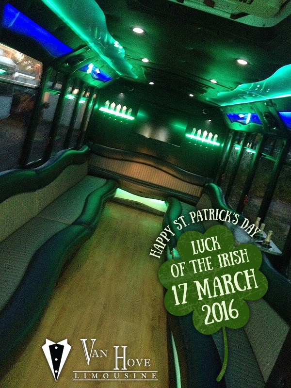 St. Patrick's Day and Corktown Parade Specials