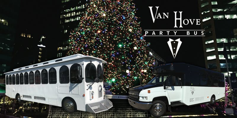 Christmas 2020 Trolley Schedule 2020 BYOB TROLLEY AND BUS CHRISTMAS LIGHT TOURS! | Van Hove Limousine