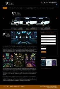 Van Hove Limousine, LLC Launches New Website