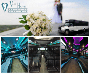 Wedding Party Bus Planning